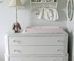 elegant changing table dresser in nursery shabby chic with attic