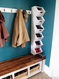 entryway backpack storage 21 tips for how to organize your entry way thegoodstuff