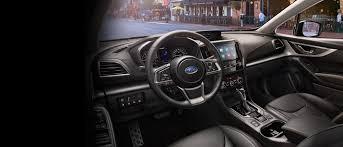 subaru car interior naujasis subaru xv subaru