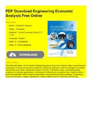 100 pdf engineering economy third edition solution manual