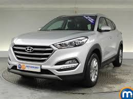 hyundai tucson silver used hyundai tucson silver for sale motors co uk