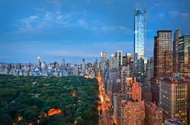best central park luxury hotels in new york