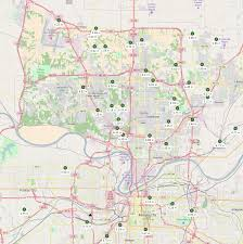 Kansas City Metro Map by Significant Flooding Event Of August 21st 22nd 2017
