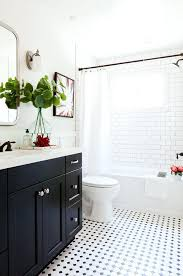 black tile bathroom black floor tiles bathroom for black and white