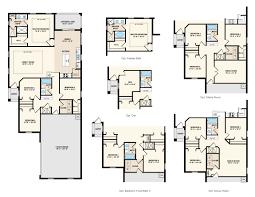 darling homes floor plans dearborn floor plan at hamlin overlook in winter garden fl