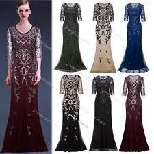 formal dresses great gatsby ebay