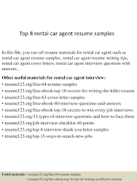 Sample Resume For Part Time Job by Rental Resume Free Resume Example And Writing Download