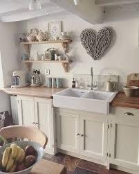 kitchen decor ideas 23 best cottage kitchen decorating ideas and designs for 2018