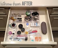 bathroom drawer organizer home decor gallery