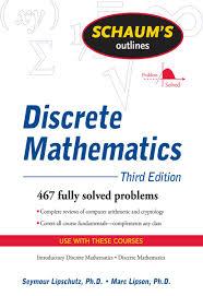 schaum u0027s outline of discrete mathematics revised third edition