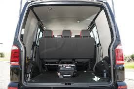 volkswagen caravelle trunk ford transit custom sport vs vw transporter sportline twin test