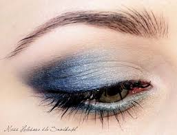mad y lauren ramey if mad gets a blue dress shades of blue dress makeupmakeup for brown eyesblue