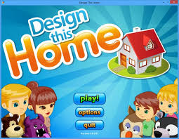 design this home game home design