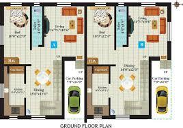 excellent floor plans uncategorized duplex house plan in chennai excellent inside
