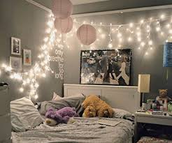 Lights Bedroom 22 Ways To Decorate With String Lights For The Coolest Bedroom