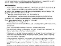 restaurant general manager duties for resume 100 images resume
