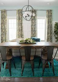 A Boho Farmhouse Dining Room Reveal One Room Challenge Week - Farmhouse dining room