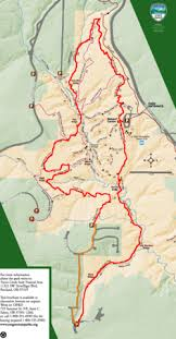 map of oregon state parks tryon creek outer loop hike hiking in portland oregon and