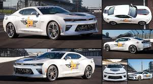 camaro pace car chevrolet camaro ss indy 500 pace car 2016 pictures