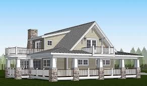 homes with porches architectures country house wrap around porch country plans