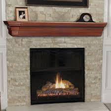 do it yourself stone fireplace mantels modern amazing idolza