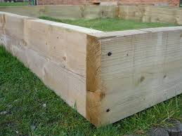 inspiring photos and project ideas using railway sleepers and