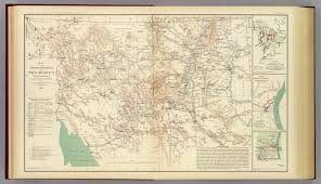 Arizona Maps arizona military map westerngames
