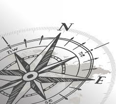 compass background closeup handdrawn sketch free vector in adobe