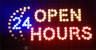 shop open sign lights led flashing motion open 24 hour hours sign neon business light on