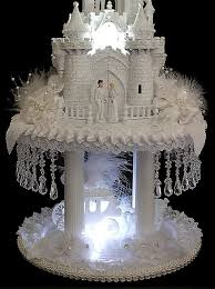 cinderella castle cake topper wedding cake wedding cakes cinderella castle wedding cake topper