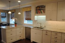 omega dynasty puritan maple pure white traditional kitchen