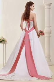 plus size wedding dresses with color accents 2016 2017 b2b fashion