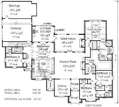 country home floor plans 54 best country house plans images on house