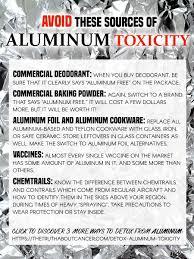 aluminum toxicity 4 ways to detox your brain u0026 body