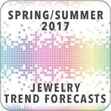 colors of spring 2017 spring summer 2017 jewelry trend forecast colour trends