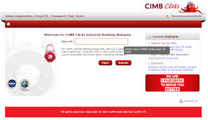 Cimb Clicks Bersantai Relaxing How To Pay Your Unikl Bills Registration
