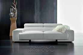 Appealing Modern Italian Leather Furniture Italian Sectional Sofa - Contemporary leather sofas design