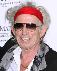 keith richards headband keith richards picture 23 the 3rd annual norman mailer center gala