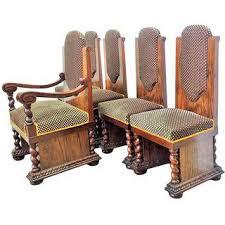 Art Deco Armchair Vintage U0026 Used Art Deco Dining Chairs Chairish