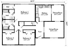 classic 6 floor plan ranch style modular homes from gbi avis