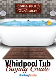 How To Clean A Jet Bathtub Whirlpool Tub Buying Guide