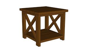 Free Diy Table Plans by End Table Maxresdefault End Table Plans Youtube For Ana White
