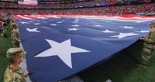 Miss Me American Flag Donald Trump Is Right Nfl Players Should Stand For The National