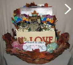 engagement gift baskets custom towel cakes gift baskets custom gift baskets for engagements