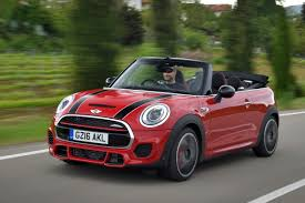 saab convertible 2016 mini john cooper works convertible 2016 review auto express