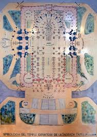 papal visit to barcelona a theological floor plan blog of the the present floor plan for the completed sagrada familia