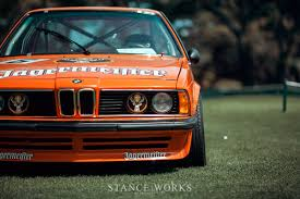 stanced jeep renegade 100 years of bmw the group a bmw 635csi stanceworks