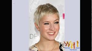 short haircuts for very fine thin hair youtube