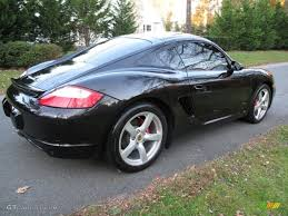 basalt black metallic 2008 porsche cayman s exterior photo
