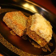 bassma cuisine pistachio baklava bassma tray